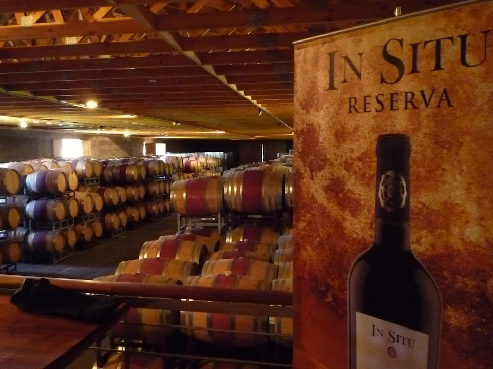 San Esteban winery