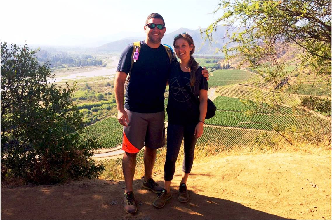 wine trekking tour