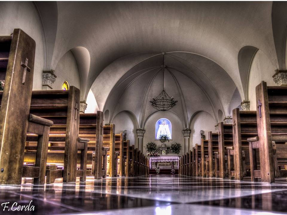 Sanctuary of our lady of mercy